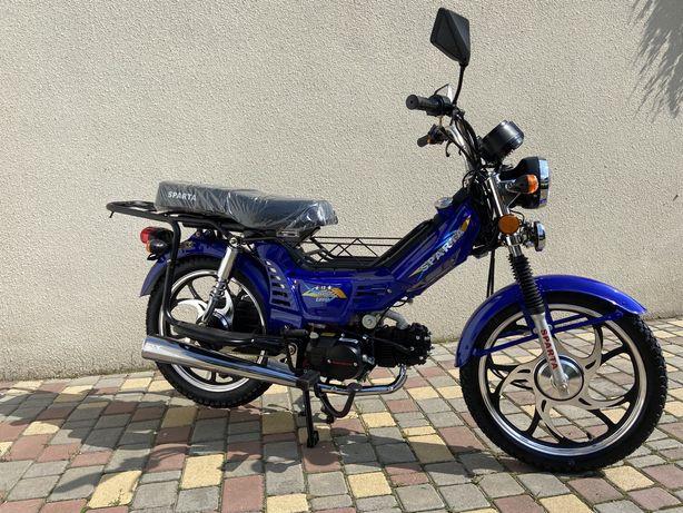 Мотоцикл Альфа (Alpha)