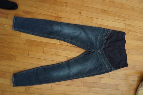Spodnie ciążowe HM 38 wysyłka 1 zł