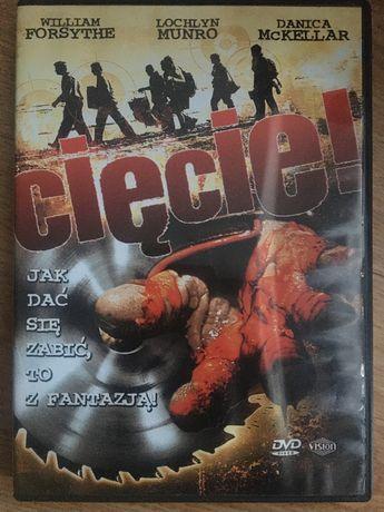 Płyta DVD Cięcie