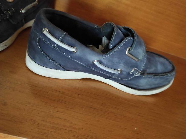 Sapatos vela pele 36