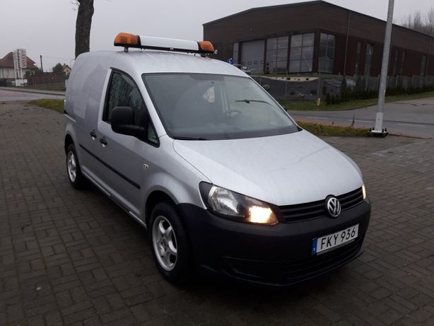 VW Caddy 2014 , CNG / benzyna.