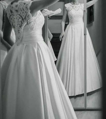 Suknia Ślubna Idealny Stan