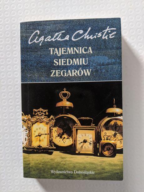 Tajemnica Siedmiu Zegarów Agatha Christie