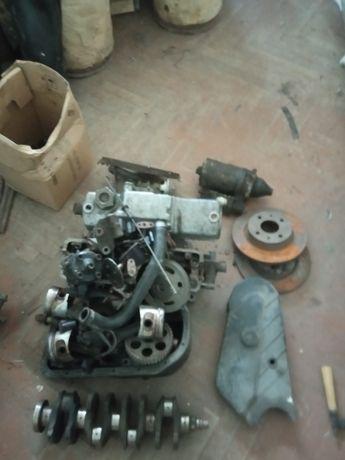 Двигун ваз 21083