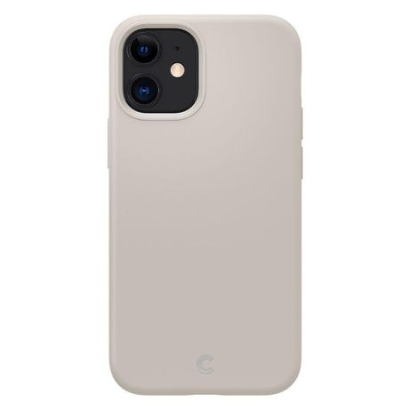 Capa Silicone Spigen Cyrill Iphone 12 Mini - Cinza