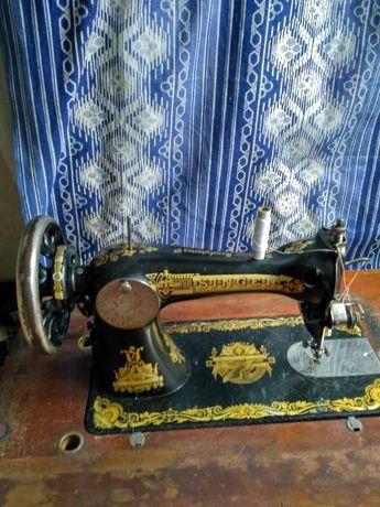 шв машина Зингер коллекционная выпуск 100лет назад