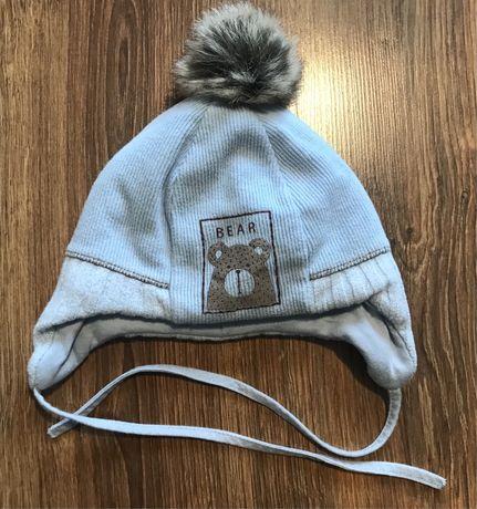 Zimowa czapeczka rozmiar 40