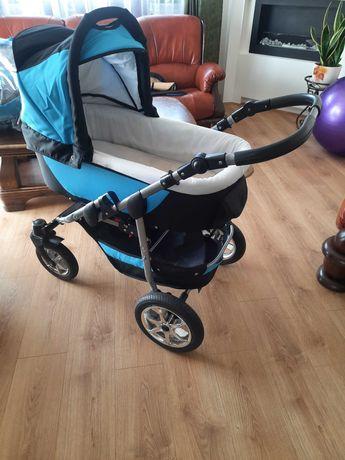 Sprzedam wózek 3w1 Polskiej firmy