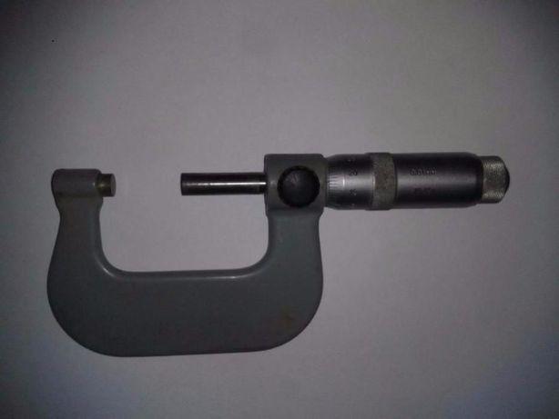 Микрометр МК25 - 50мм СССР