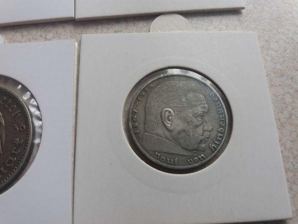monety srebrne sprzedam