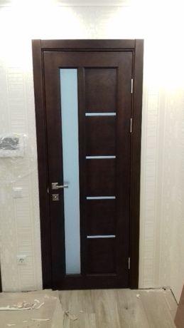 Двері деревяні міжкімнатні .