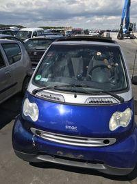 Smart  cabrio wszystkie czesci