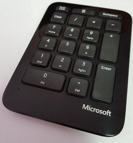 Microsoft Sculpt Ergonomic Desktop Numpad Troco