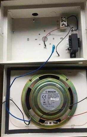 BOSH Głośnik ścienny lbc 3018/01 w obudowie metalowej 6szt.