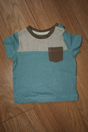 Bluzeczki chłopięce 3-9 mca
