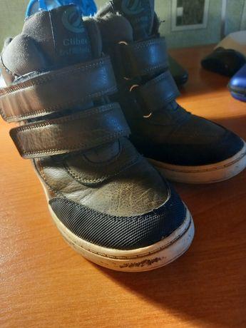 Продам ботинки ботиночки демисезон  хайтопы