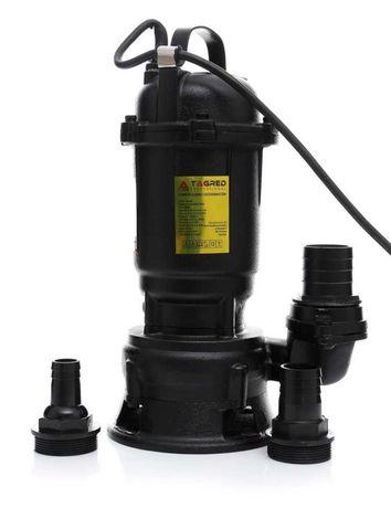 Pompa do wody, ścieków, szamba 3100 WATT, żeliwna, rozdrabniacz TA503B