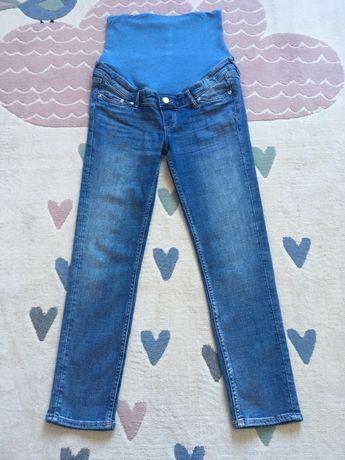 Spodnie ciążowe H&M  r. 38