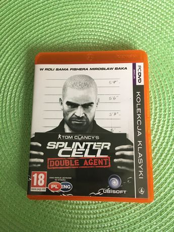 Splinter cell double agent pc