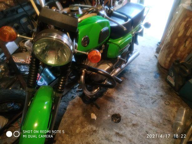 Мотоцикл восход 3М 1992 года