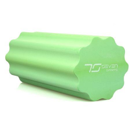 Nowy Wałek do ćwiczeń masażu roller korekcyjny 30 cm 7SPORTS