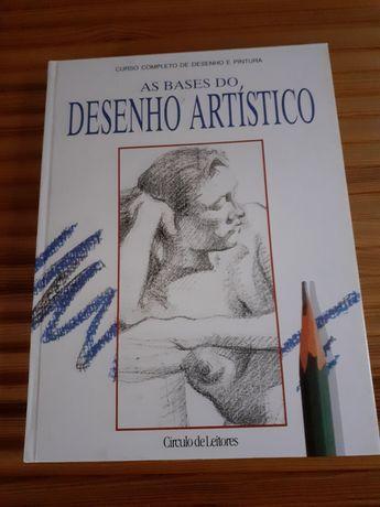 Curso completo de desenho e pintura
