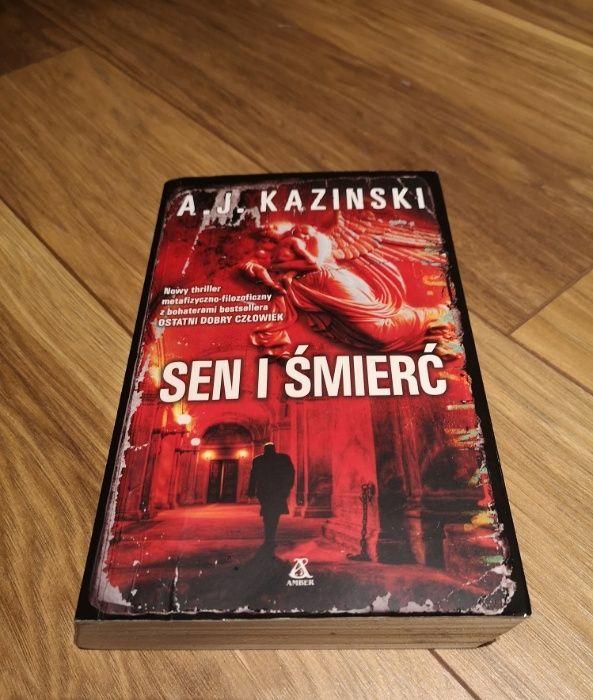 A.J. Kazinski Sen i śmierć Wrocław - image 1