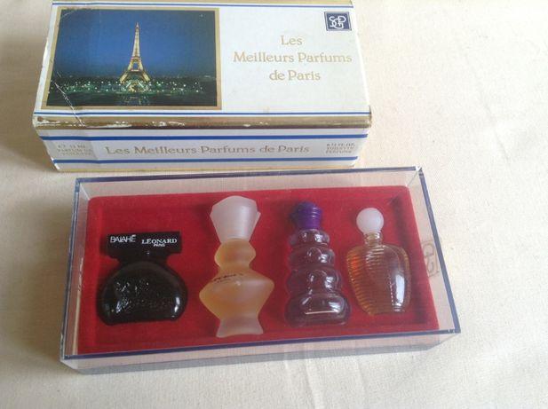Парфюмерный набор миниатюр, Франция