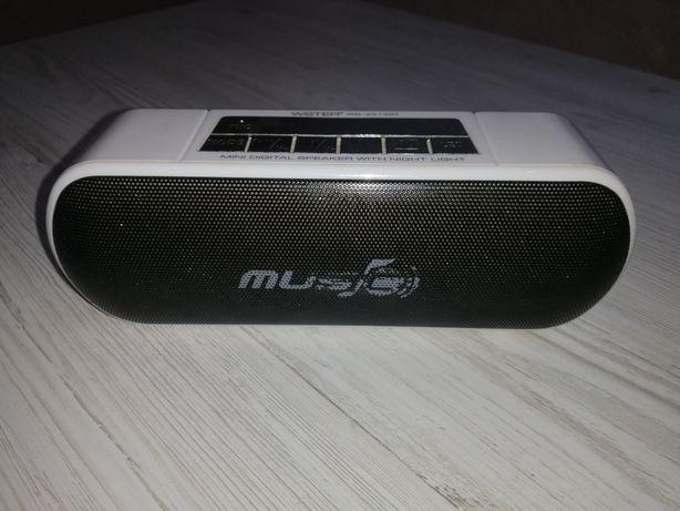 Колонка Bluetooth Music Wster