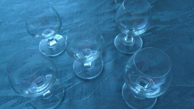 Kieliszki do likieru,koniaku,szampana...