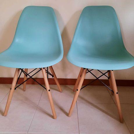 Pack 2 Cadeiras Tower Basic