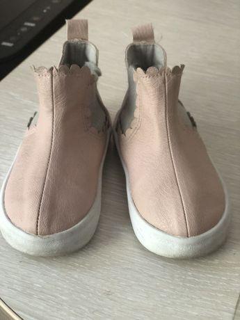 Слипоны, ботиночки h&m