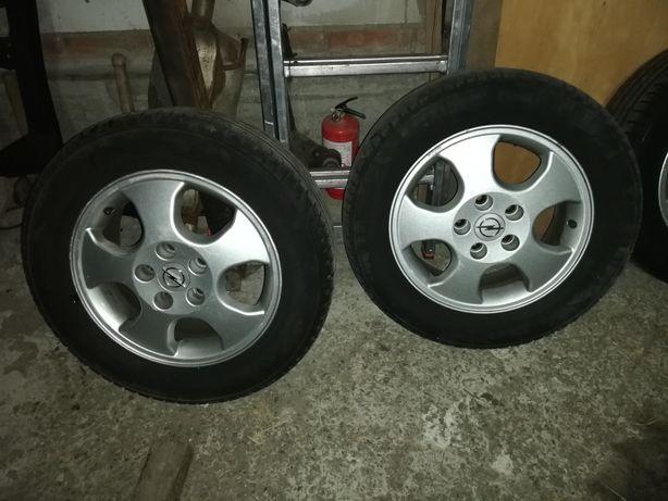Диски Opel 5x110 R15