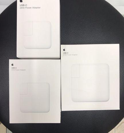 Зарядка для MacBook Pro 96 W  Usb-C Type-C адаптер 29w 30w 61w 87w