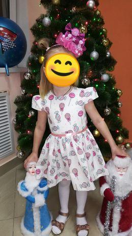 Платье конфетки, наряд конфетки 104-110 плать zara next George HM