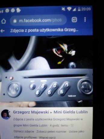 Sprzedam radio samochodowe oryginalne renault