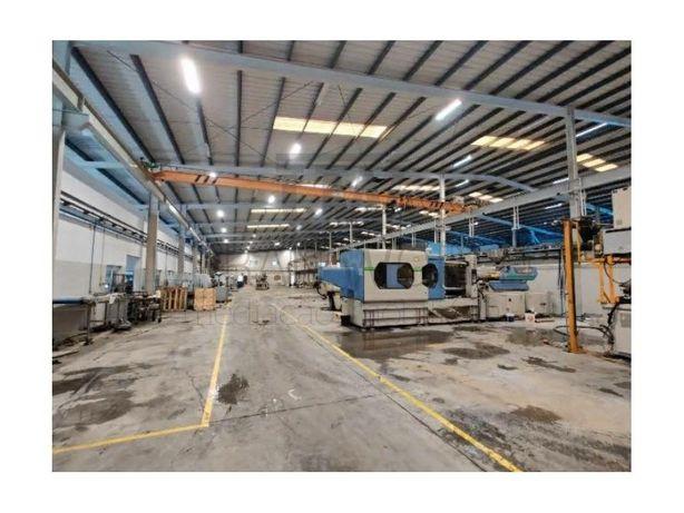 Armazém Industrial, Marinha Grande, Leiria, 12.936m2