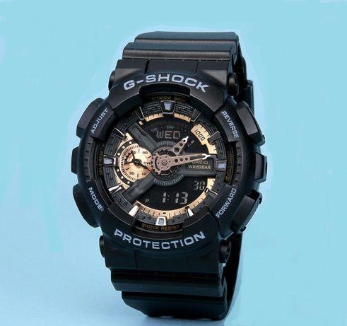 118 Zegarek Casio G-SHOCK GA-110GB-1AER