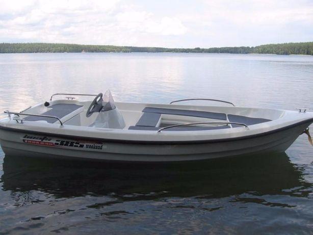 Łódka łódź wędkarska 385 - kolor do wyboru