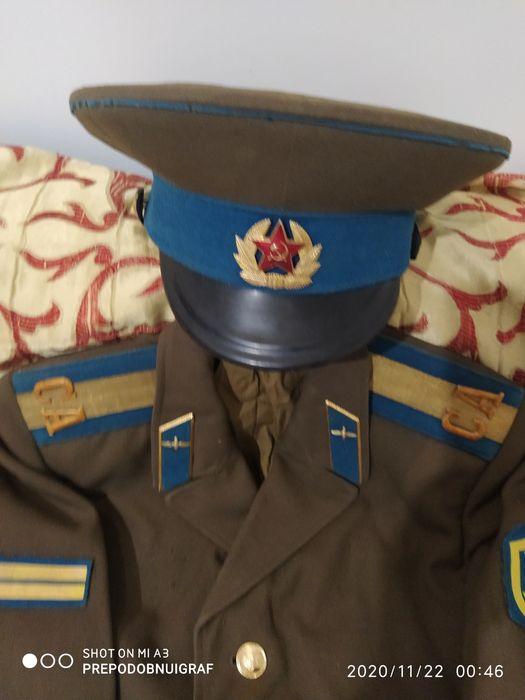 Продам форму советскую парадную. Днепр - изображение 1