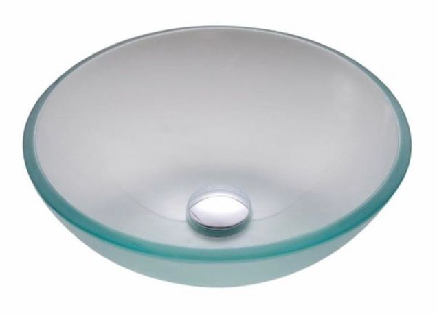 Umywalka szklana