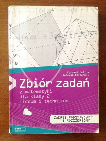 Zbiór zadań z matematyki 2. Wyd. SENS