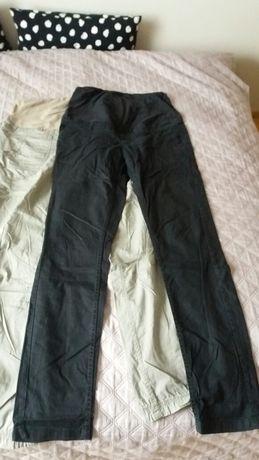 Spodnie ciążowe rozm 38 H&M- 3 szt