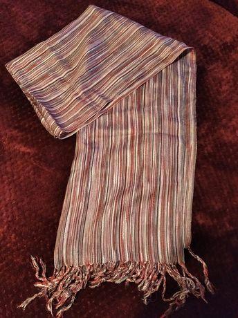 cachecol de seda