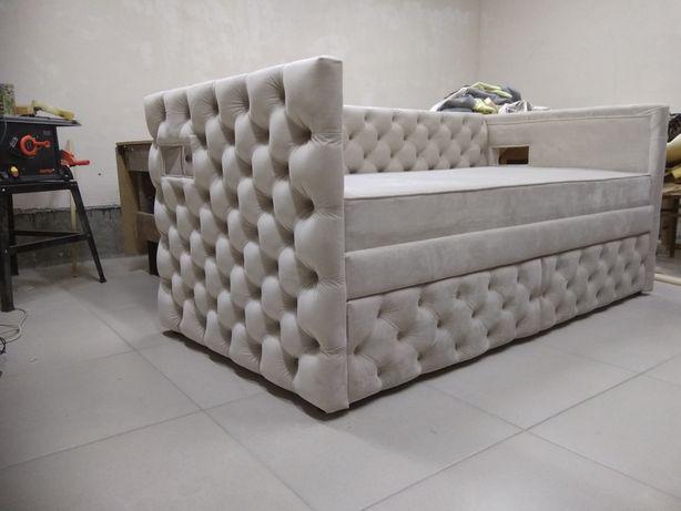 Перетяжка, ремонт ,изготовление мягкой мебели