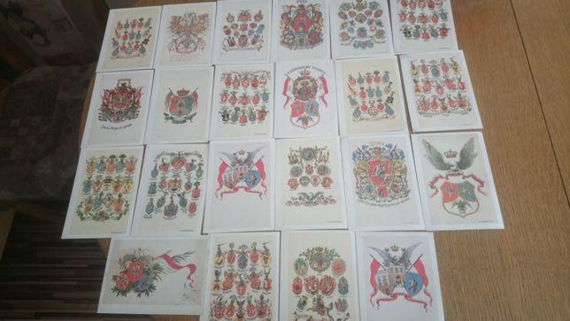 Patriotyczne pocztówki polskie