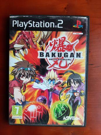Bakugan Battle Brawlers playstation 2