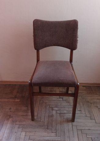 Krzesła drewniane tapicerowane 3 RODZAJE
