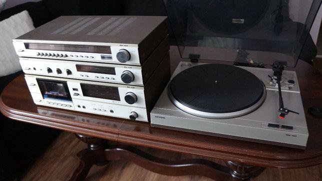 3 elementy + gramofon Siemens
