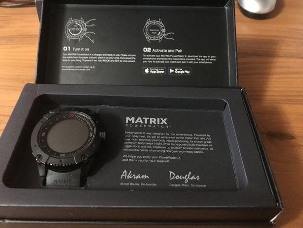 Matrix power watch X